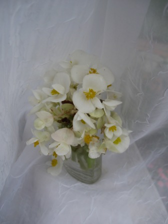 white wedding flower centerpieces. White wedding flowers are very